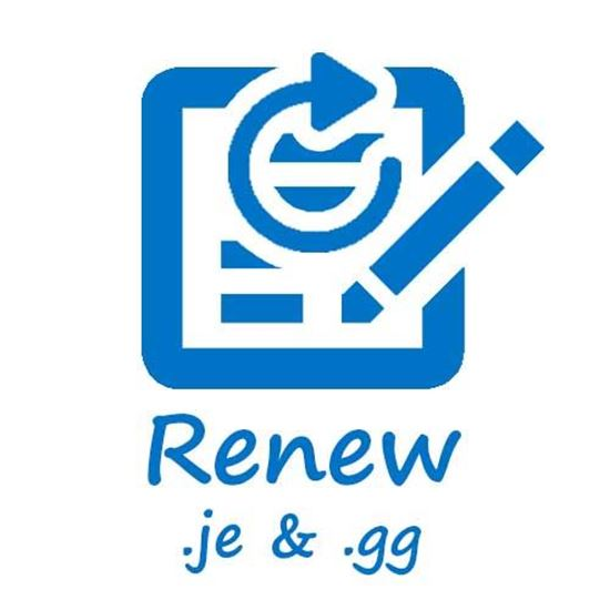 Picture of .je or .gg Domain Renewal
