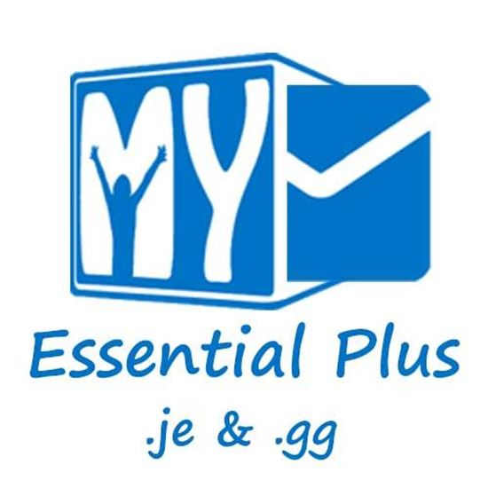 Picture of MyMail Essential Plus & .je or .gg