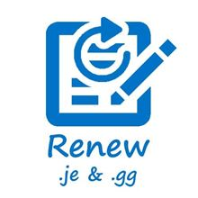 Picture of 1 Year Renewal of .je or .gg
