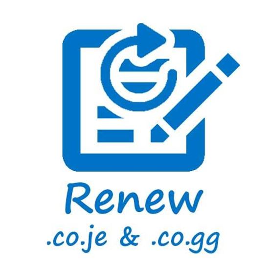 Picture of .co.je or .co.gg Domain Renewal